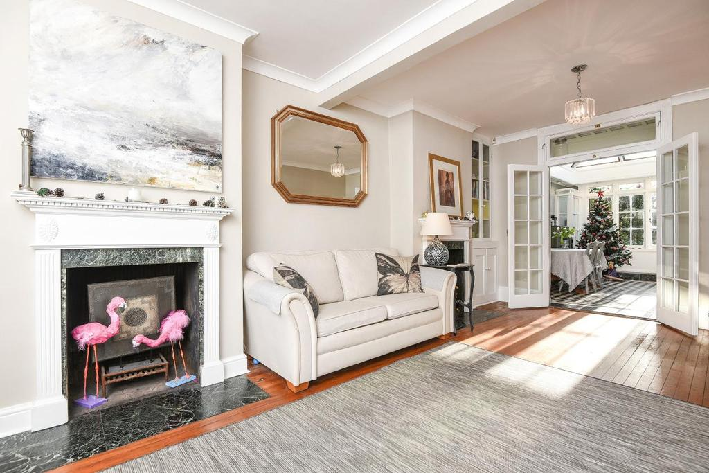 4 Bedrooms Terraced House for sale in Crescent Lane, Clapham