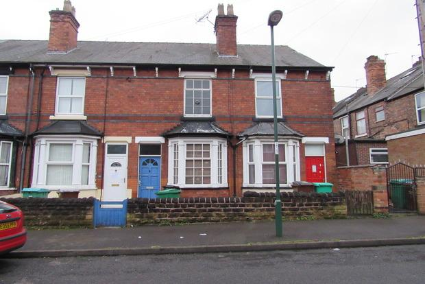 3 Bedrooms Terraced House for sale in Rosetta Road, Sherwood, Nottingham, NG7