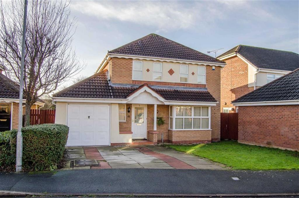4 Bedrooms Detached House for sale in Strawberry Fields, Great Boughton, Chester, Chester