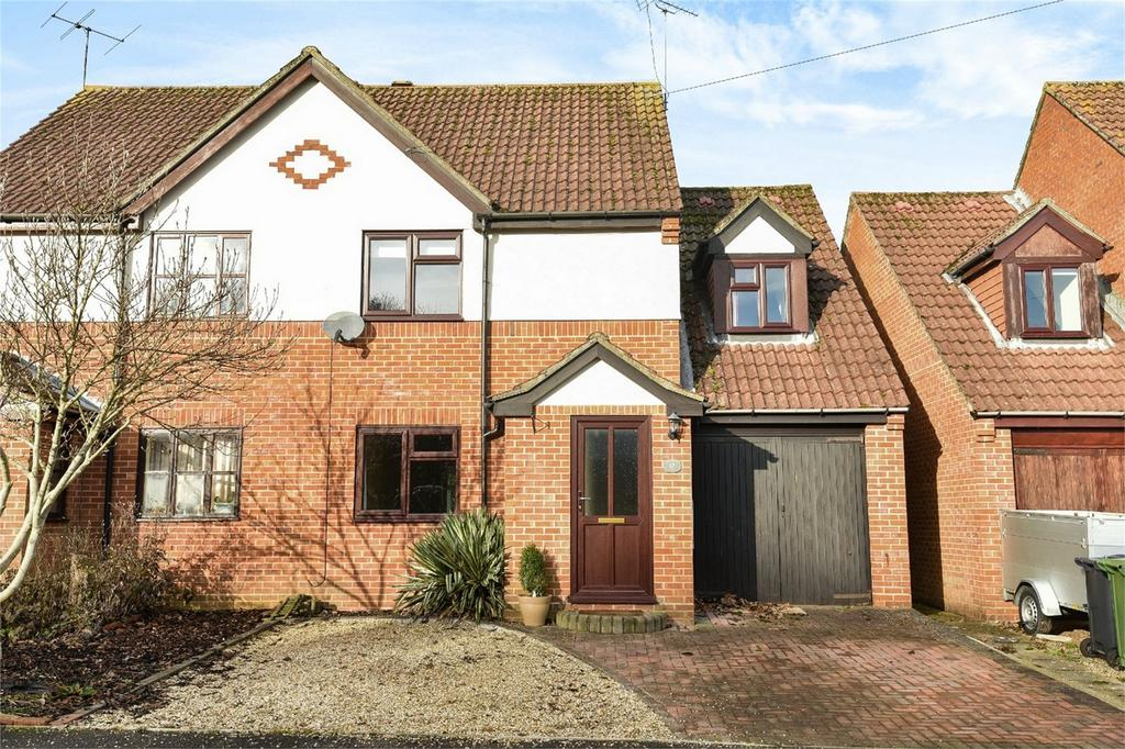 3 Bedrooms Semi Detached House for sale in Littleton, Winchester, Hampshire