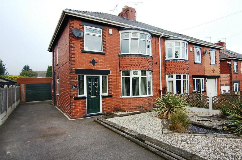 3 Bedrooms Semi Detached House for sale in Tempest Avenue, Darfield, BARNSLEY, South Yorkshire