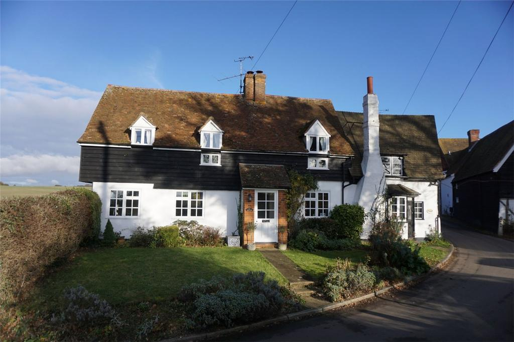 3 Bedrooms Cottage House for sale in Church Lane, Graveley, Hertfordshire