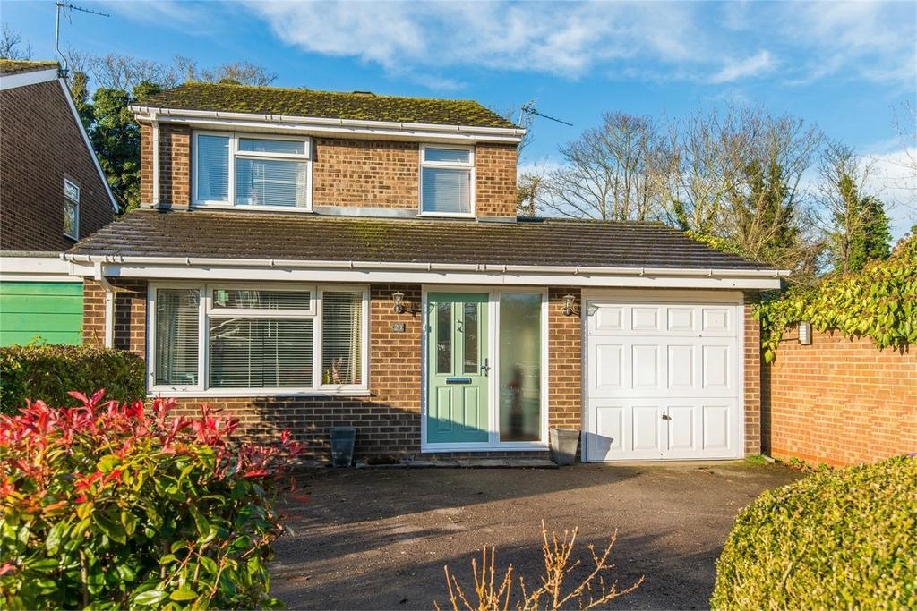 3 Bedrooms Detached House for sale in Anchor Road, Baldock, Herts