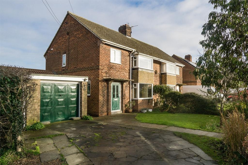 3 Bedrooms Semi Detached House for sale in Bengey Cottages, Burton Pidsea, East Riding of Yorkshire