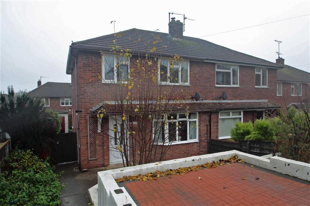 3 Bedrooms Semi Detached House for sale in Macaulay Avenue, Hereford, Herefordshire
