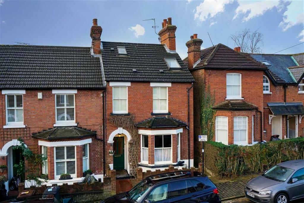 3 Bedrooms End Of Terrace House for sale in Paxton Road, St Albans, Hertfordshire