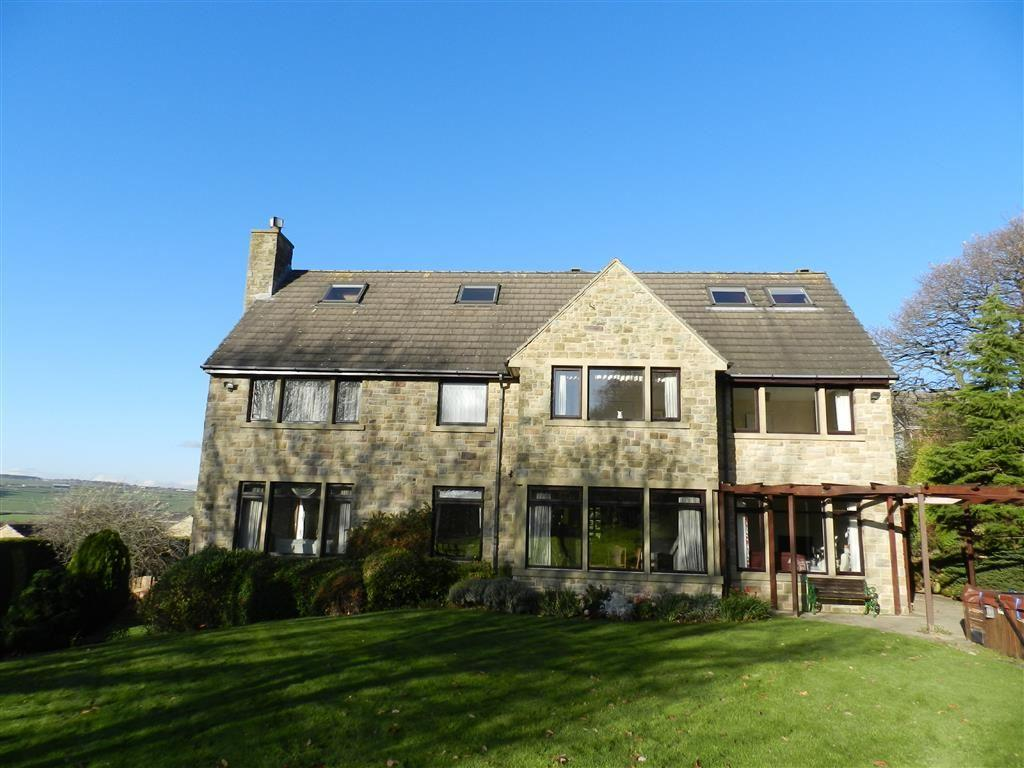 6 Bedrooms Detached House for sale in Dukewood Road, Clayton West, Huddersfield, HD8