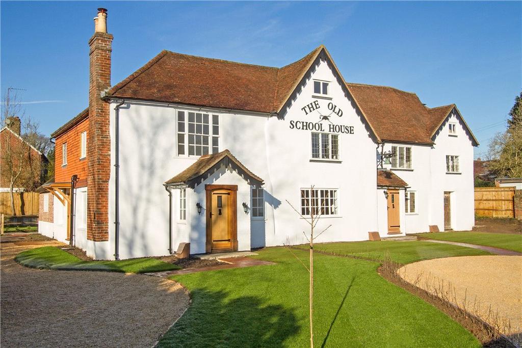 4 Bedrooms Terraced House for sale in Stane Street, Ockley, Dorking, Surrey, RH5