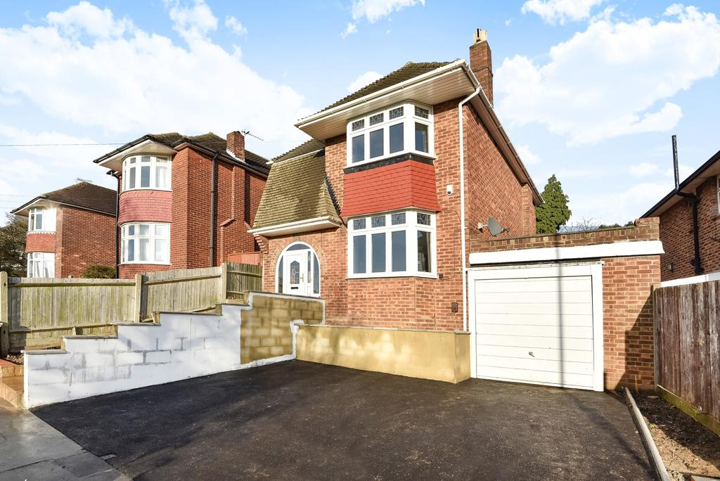 3 Bedrooms Detached House for sale in Waddington Way London SE19
