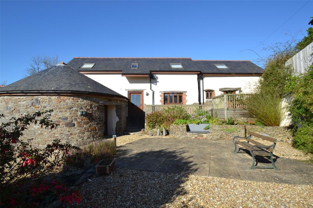 3 Bedrooms Detached House for sale in Bickleton, Barnstaple