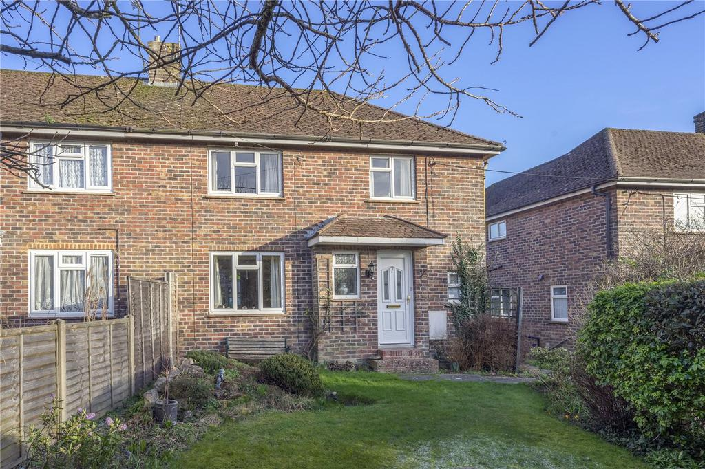 3 Bedrooms Semi Detached House for sale in New Road Cottages, Selborne Road, Selborne, Alton