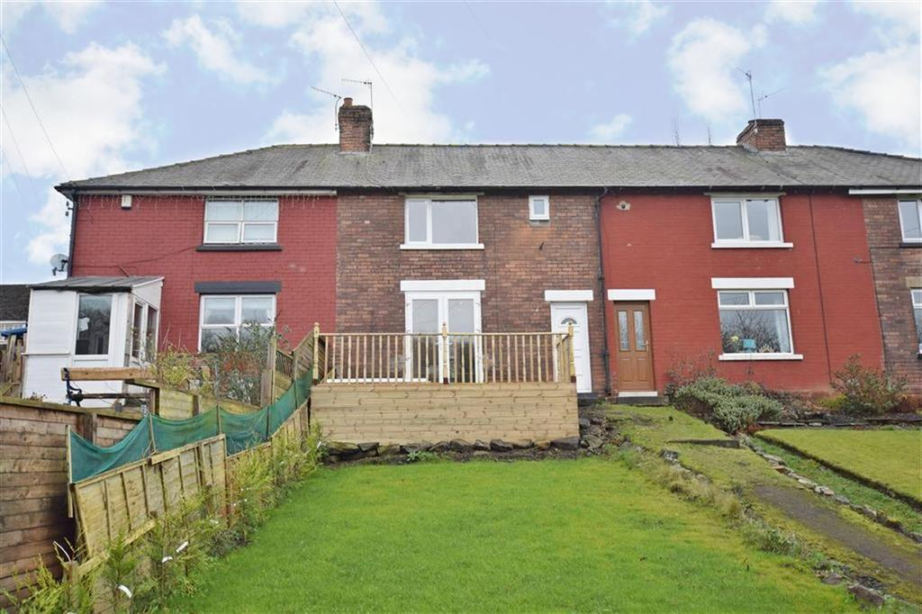 3 Bedrooms Terraced House for sale in Unsliven Road, Stocksbridge, Sheffield, S36
