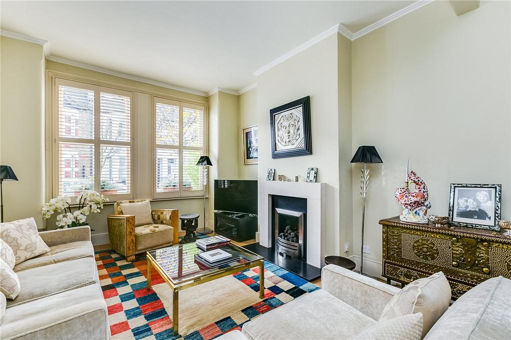 5 Bedrooms Terraced House for sale in Beryl Road, London, W6