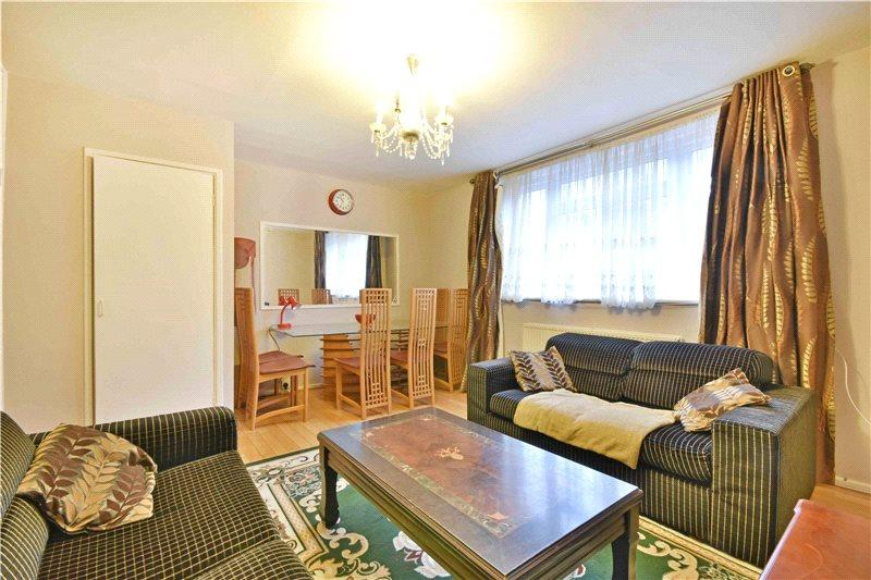 2 Bedrooms Maisonette Flat for sale in Frobisher Court, 60 Lime Grove, London, W12