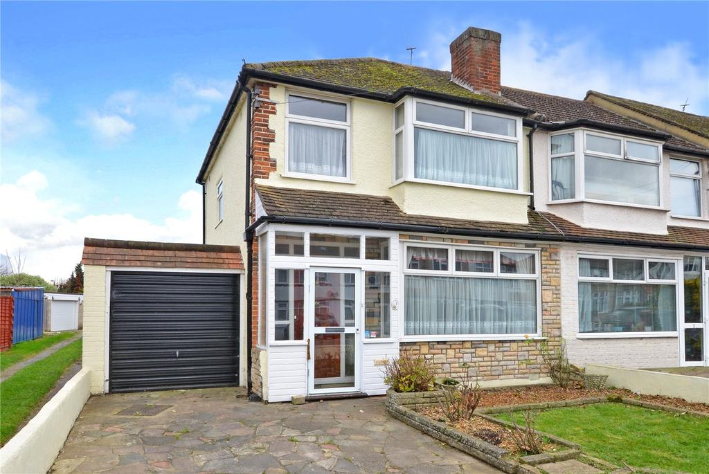 3 Bedrooms End Of Terrace House for sale in Sunbury Road, Cheam, Sutton, SM3