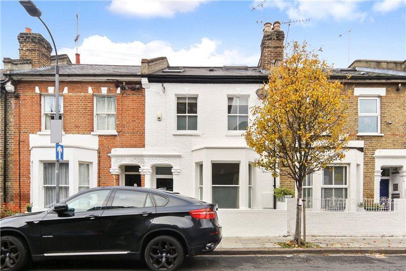 3 Bedrooms Terraced House for sale in Bulwer Street, London, W12