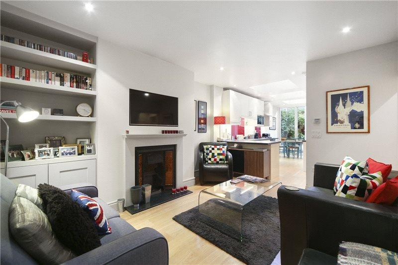 2 Bedrooms Flat for sale in Hetley Road, London, W12