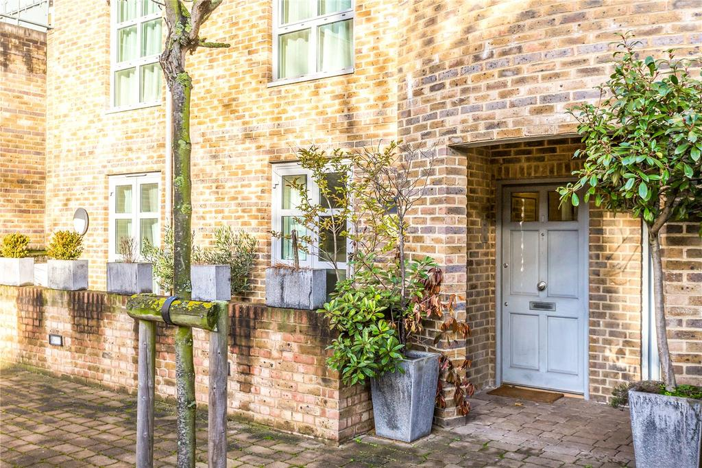 3 Bedrooms Flat for sale in Epstein Court, 27A Essex Road, London, N1