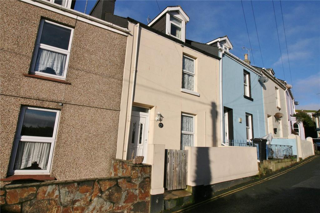 3 Bedrooms Terraced House for sale in Station Hill, Brixham, TQ5