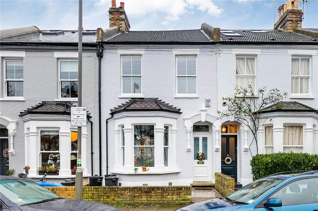 3 Bedrooms Terraced House for sale in Festing Road, West Putney, London