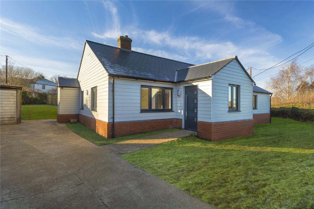 3 Bedrooms Detached Bungalow for sale in Selling Road, Old Wives Lees, Canterbury, Kent