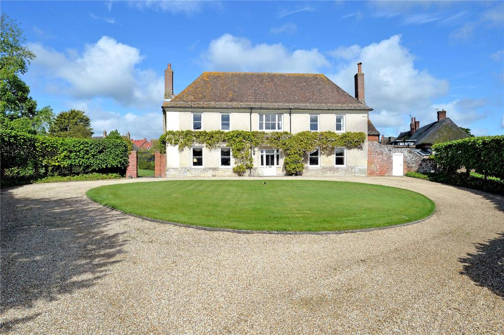 6 Bedrooms Detached House for sale in Greenhayes, Okeford Fitzpaine, Blandford Forum, Dorset