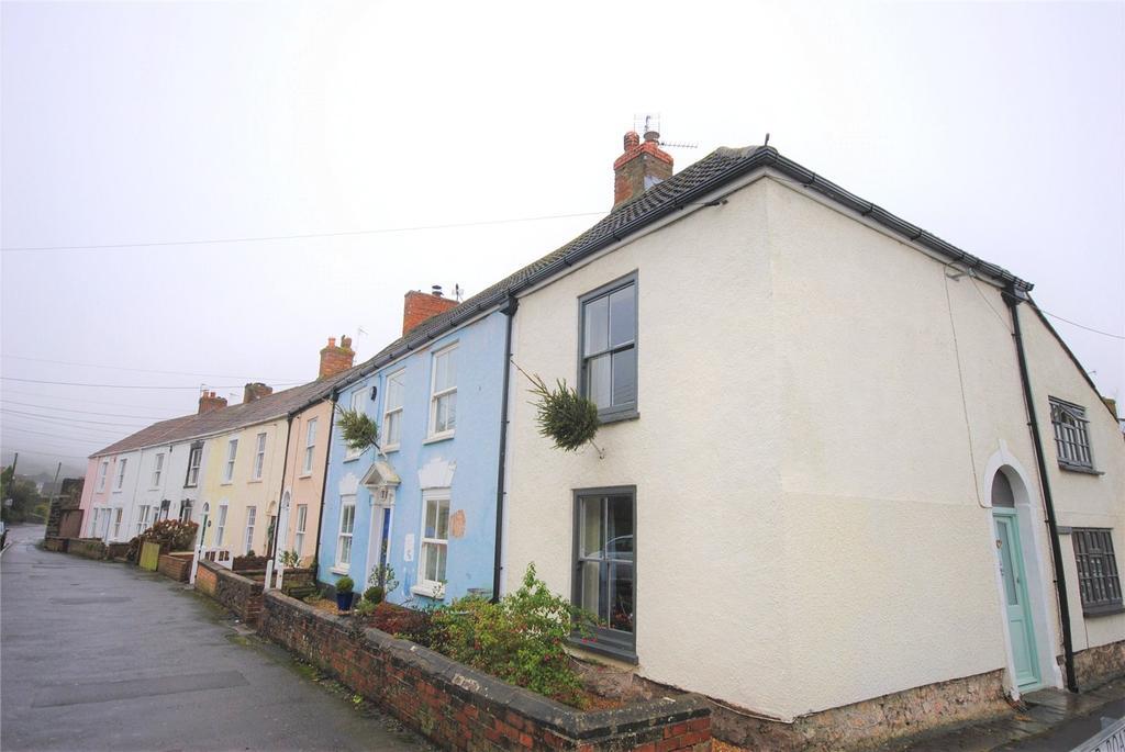 2 Bedrooms End Of Terrace House for sale in Jubilee Road, Axbridge, BS26