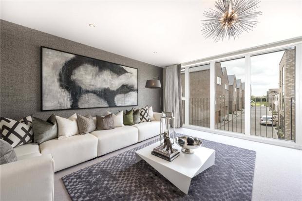4 Bedrooms Terraced House for sale in Ninewells, Babraham Road, Cambridge