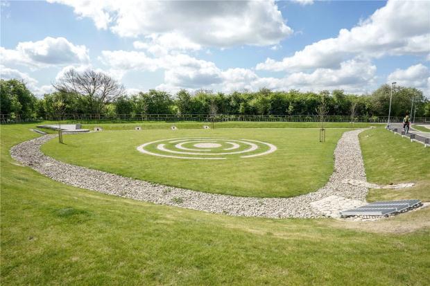 Ninewells Park