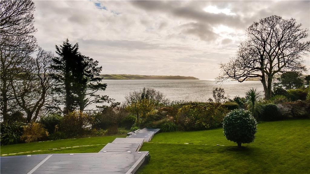 5 Bedrooms Detached House for sale in Restronguet Point, Feock, Truro, Cornwall, TR3