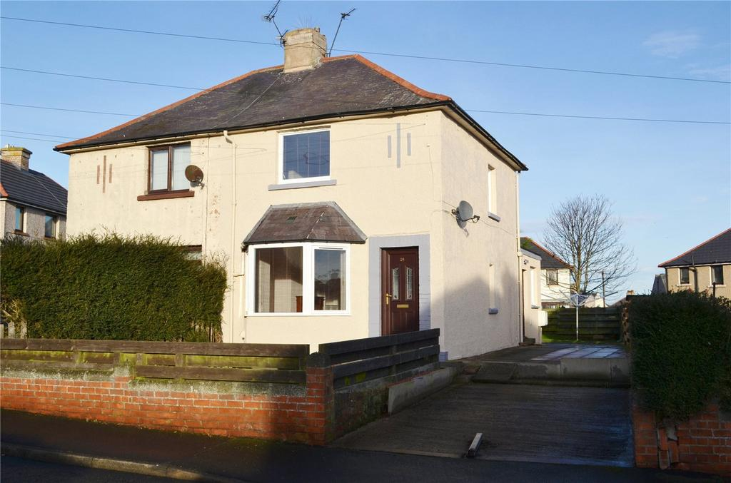 2 Bedrooms Semi Detached House for sale in St George's Road, Berwick-upon-Tweed, Northumberland