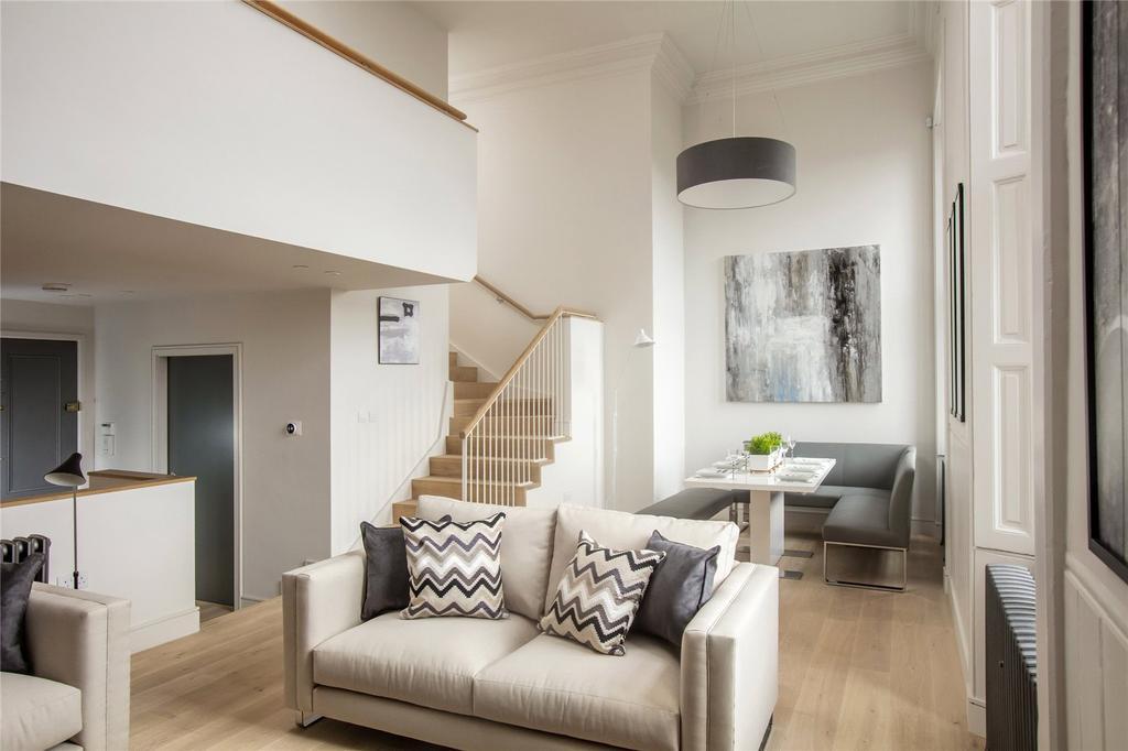1 Bedroom Apartment Flat for sale in G04 - Donaldson's, West Coates, Edinburgh, Midlothian