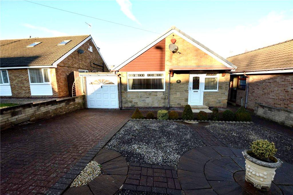 2 Bedrooms Detached Bungalow for sale in Priestley Drive, Pudsey, West Yorkshire
