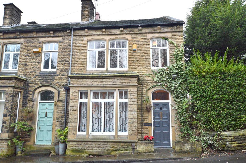 3 Bedrooms Terraced House for sale in Radcliffe Lane, Pudsey, West Yorkshire