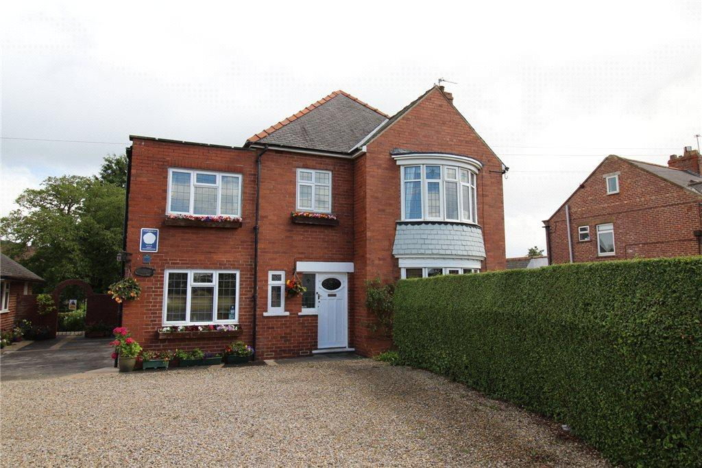 4 Bedrooms Detached House for sale in Newton Road, Great Ayton, North Yorkshire