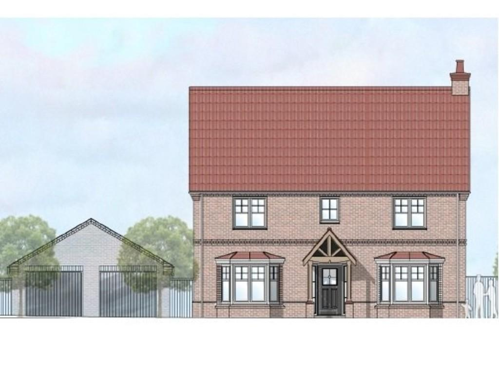 4 Bedrooms Detached House for sale in The Street, Surlingham, Norwich, Norfolk