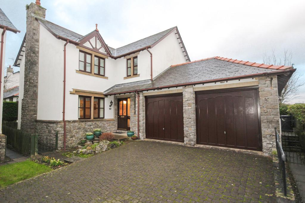 4 Bedrooms Detached House for sale in Stone Cross Gardens, Ulverston