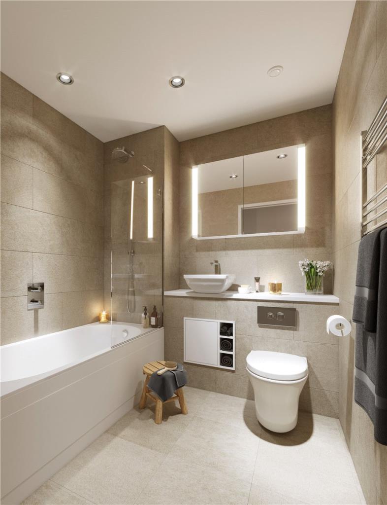 1 Bedroom Flat for sale in Walthamstow Gateway, Station Approach, Walthastow, E17
