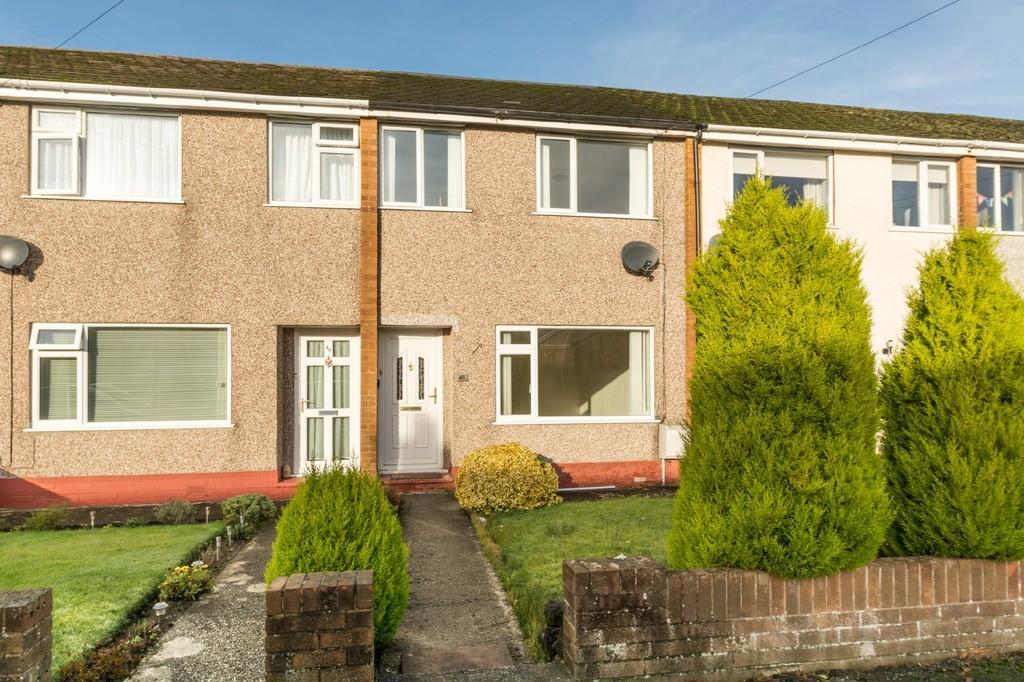 3 Bedrooms Terraced House for sale in Penrhosgarnedd, Bangor, North Wales