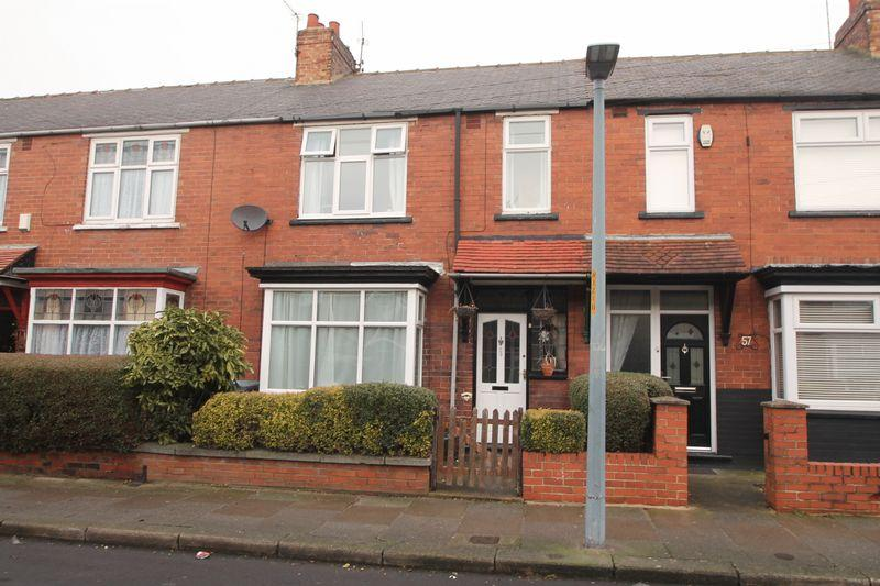 3 Bedrooms Terraced House for sale in Chipchase Road, Linthorpe