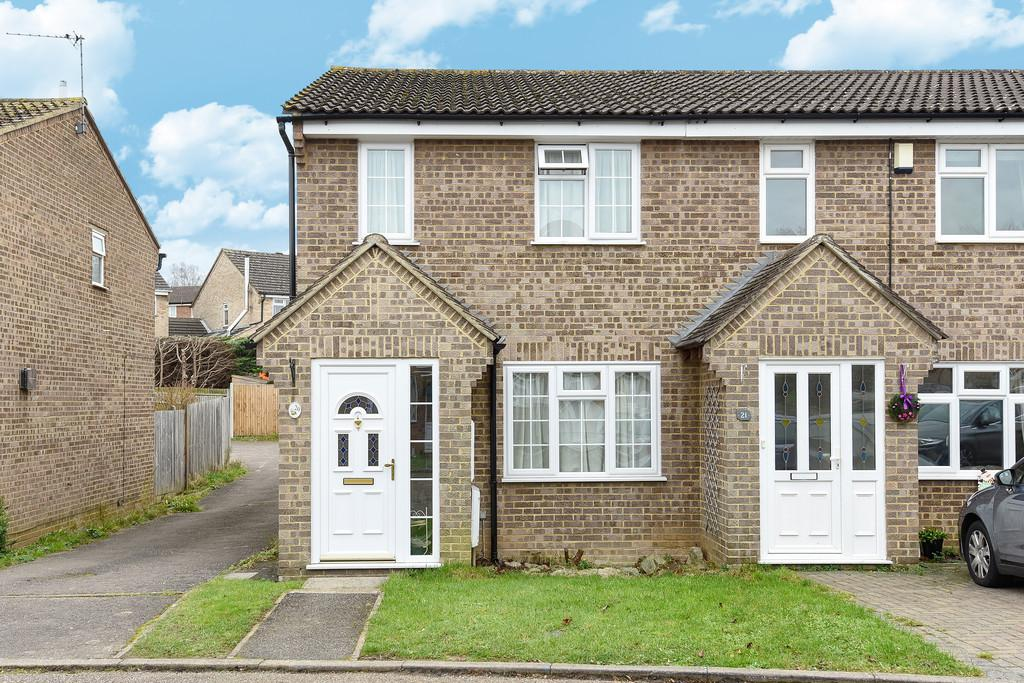3 Bedrooms End Of Terrace House for sale in Barleycorn, Leybourne