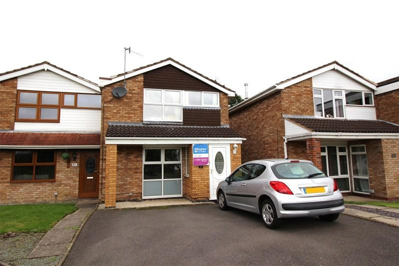 3 Bedrooms Semi Detached House for rent in Woods Lane, Quarry Bank