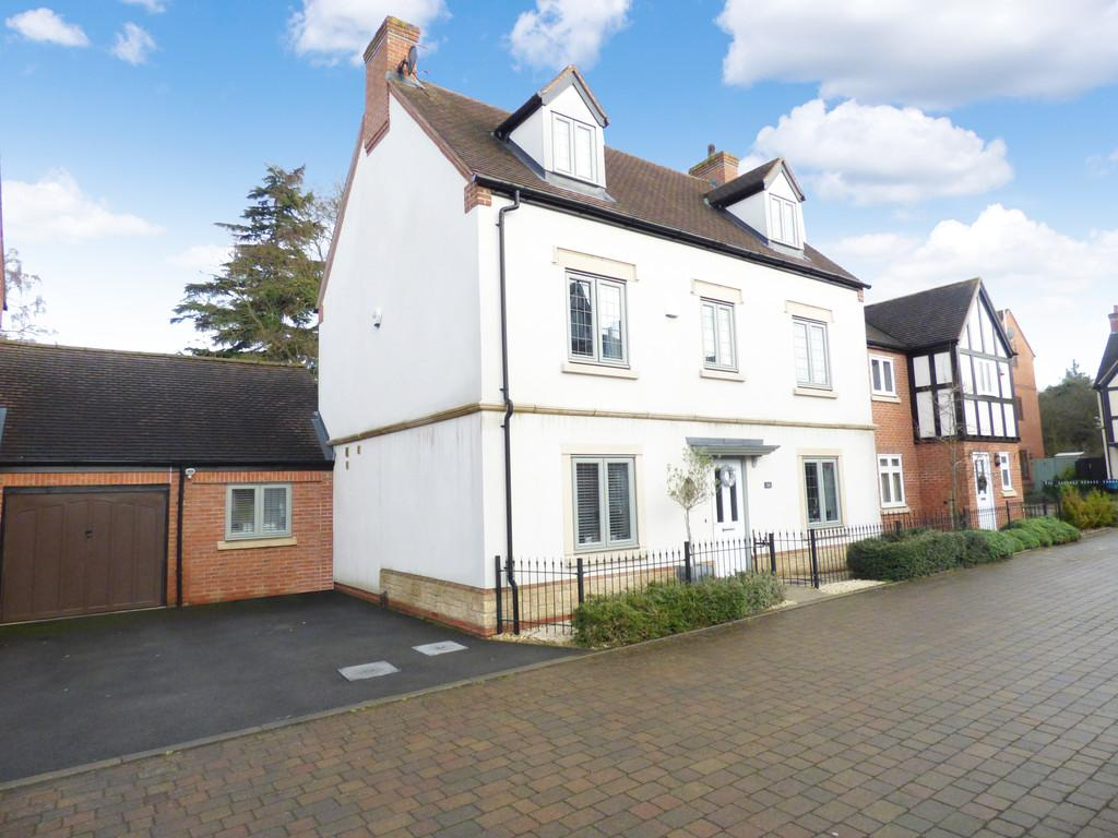 5 Bedrooms Detached House for sale in Drayton House, Elgin Gardens, Stratford-Upon-Avon