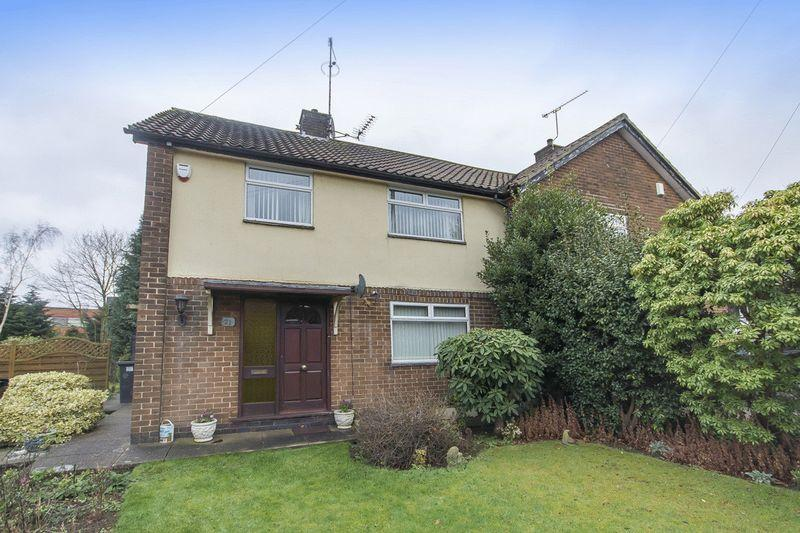 3 Bedrooms Semi Detached House for sale in SPRINGFIELD, LITTLEOVER