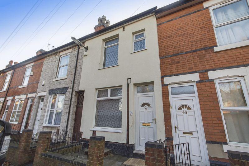 3 Bedrooms Terraced House for sale in HAVELOCK ROAD, DERBY