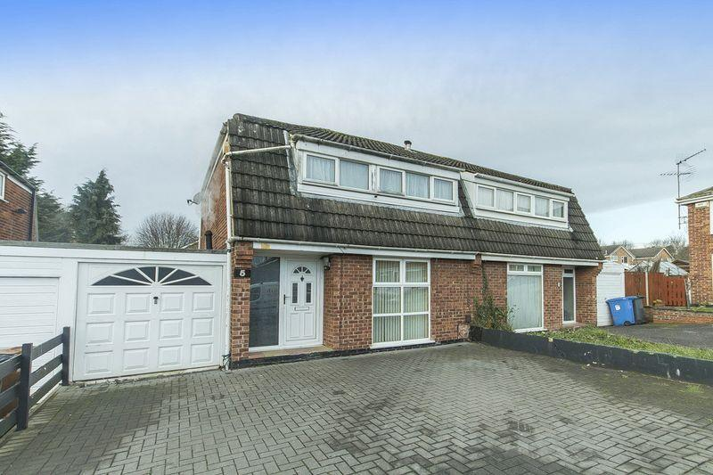 3 Bedrooms Detached House for sale in MYERS CLOSE, SINFIN
