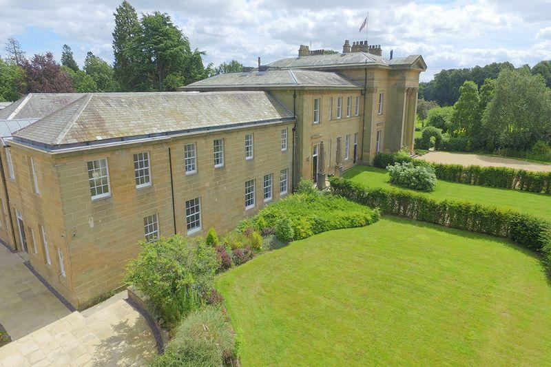 7 Bedrooms Country House Character Property for sale in Longhirst Hall, Longhirst, Morpeth
