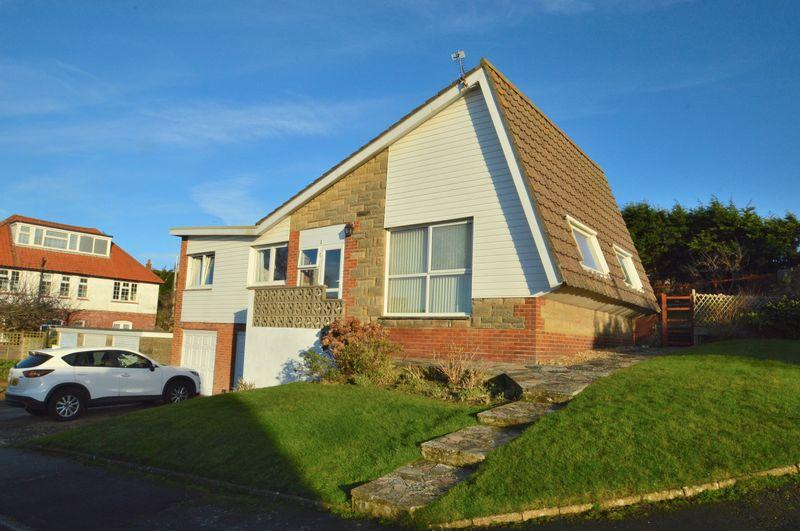 3 Bedrooms Detached Bungalow for sale in Totland Bay