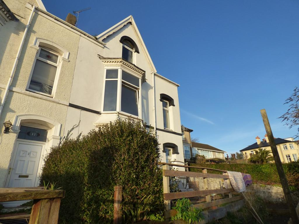 5 Bedrooms End Of Terrace House for sale in Richmond Road, Uplands, Swansea, SA2