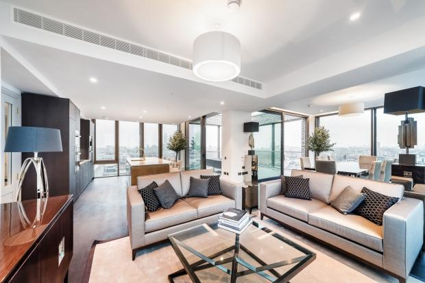 3 Bedrooms Apartment Flat for sale in 55 Victoria Street, London, SW1H